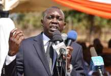 MP Oscar Sudi slams CS Matiang'i and PS Kibicho for insecurity