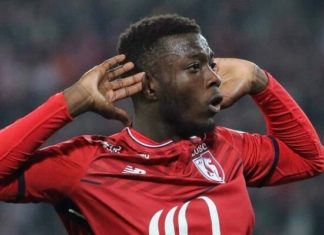 Arsenal reach an agreement with Lille to sign Nicolas Pepe