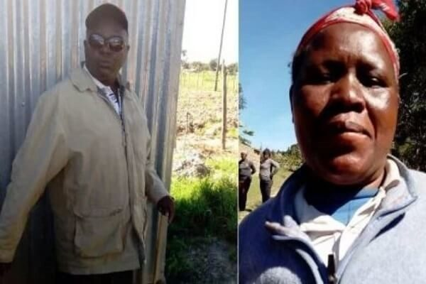 Nyandarua blind man and wife arrested with 700gm bhang