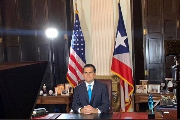 Puerto Rico Governor bows down to pressure to resign