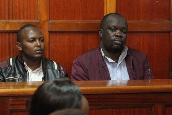 Robert Alai freed on a Ksh 300,000 cash bail