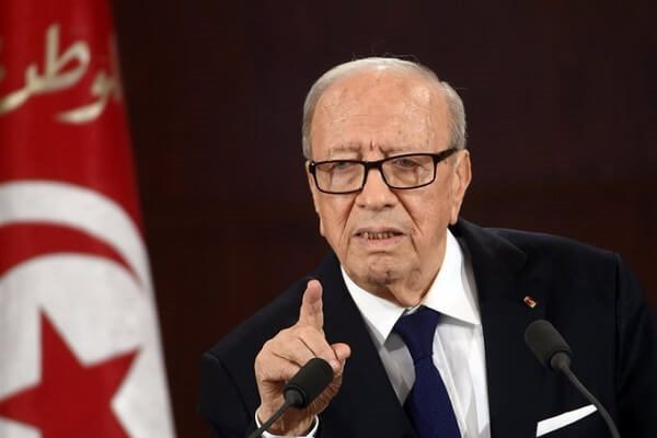 Tunisia President Beji Caid dies at the age of 92