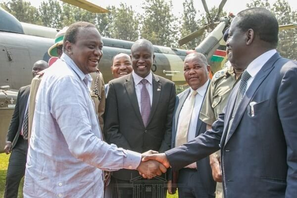 President Kenyatta's final say on revenue allocation