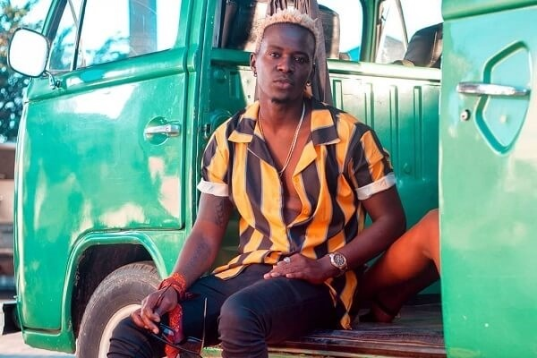 Willy Paul threatens to shoot a guy