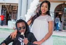Bahati and wife welcome baby majesty Bahati