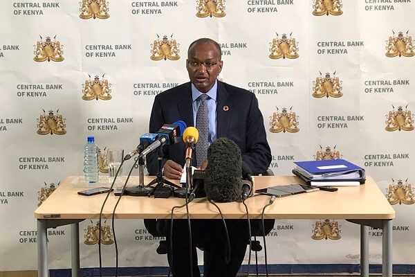 CBK warns against unlicensed traders