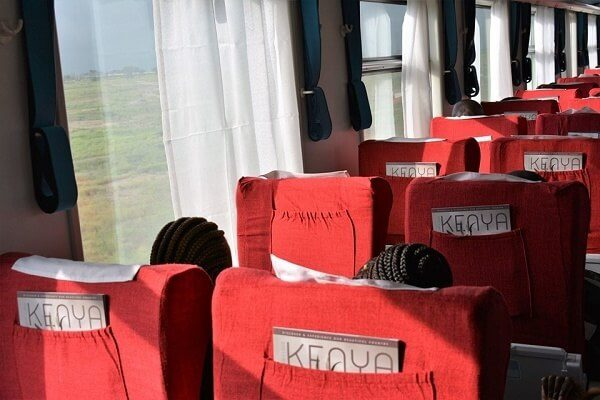 MAdaraka Express to get five more coaches