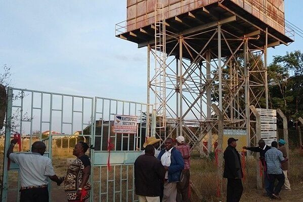 Landless Estate residents in Thika want a 10-acre land reclaimed