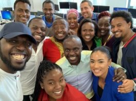 Larry Madowo showered with praises as he departs BBC