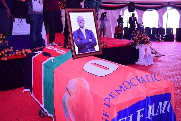 Ken Okoth burial to continue as planned