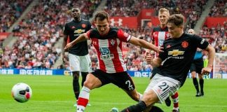 Southampton deny Manchester United crucial win
