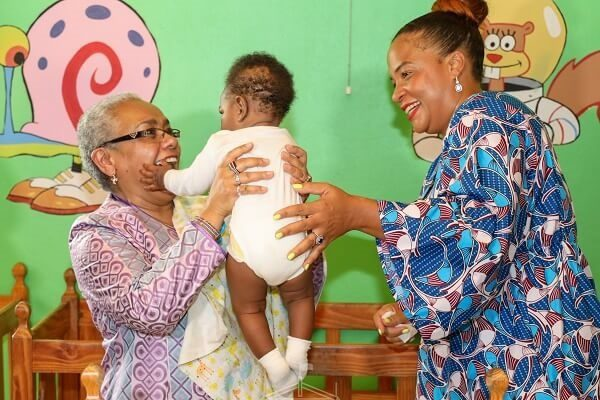 Margaret Kenyatta advocates education for teenage mothers