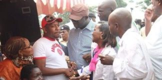 Sonko opens up on the late Ken Okoth's second wife