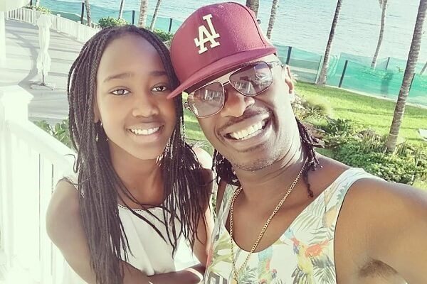 Nameless pens touching advice to daughter Tumiso