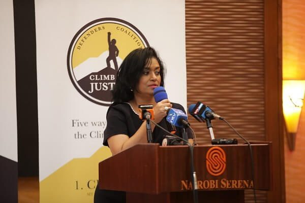 Esther Passaris in trouble with KOT over reply