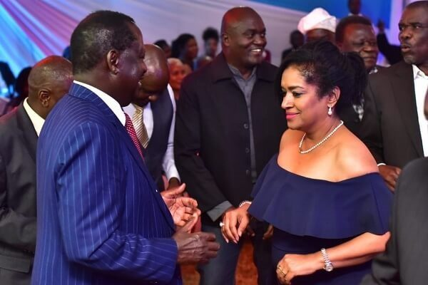 Esther Passaris inviited for a Coffee date on Twitter