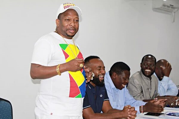 Governor Sonko threatens to publish dead beat fathers