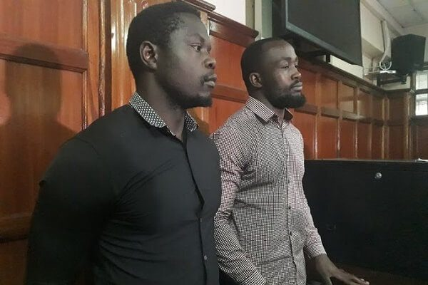Rugby players Wanyama and Mahaga sentence delayed