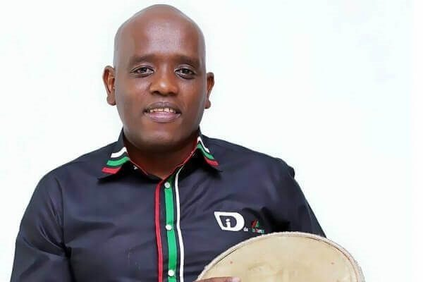 Dennis Itumbi sued over child support