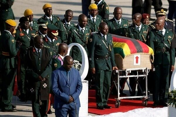 The family of the late Mugabe disagree with the Government burial plans