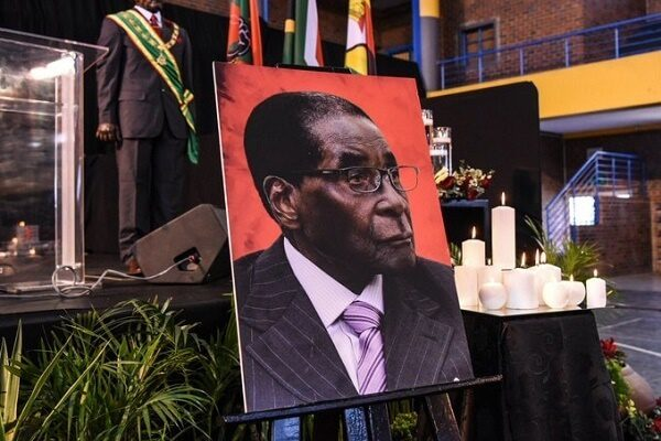 Mugabe's family agree on burial pace of the late president