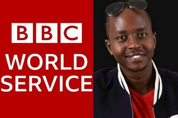 Victor Kinuthia lands a BBC interview and Citizen TV job