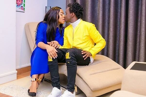 Diana reveals her relationship with Bahati's baby mama
