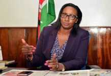 Beatrice Elachi resumes office after 13 months