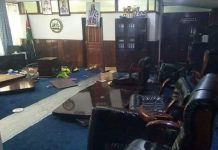 Chaos at City Hall as Elachi fears for her life