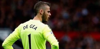 Manchester United performance is unacceptable, says De Gea