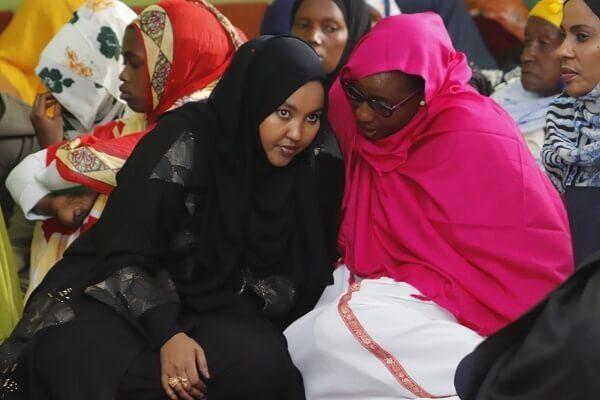 Fatuma Gedi women representative of Wajir has testified against an MP