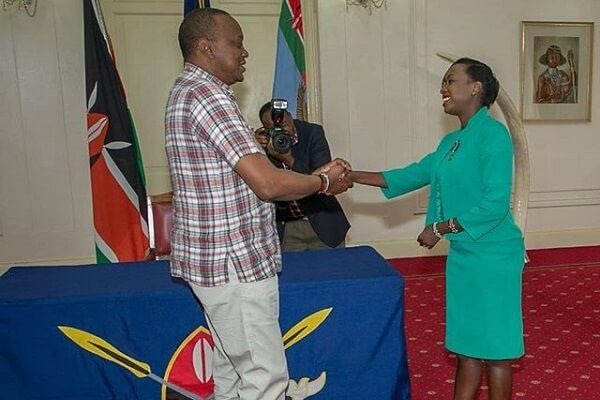 Former Citizen TV presenter Jacque Maribe advise to trolls