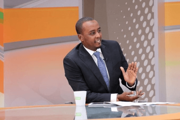 Hussein Mohamed quits Citizen TV to take a break