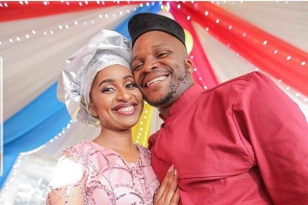 Comedian Jalang'o weds in a low key ceremony