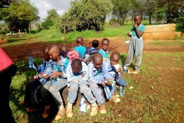 Students stuck at TSavo East rescued by Kenya Red Cross