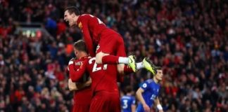 Liverpool FC beat Leicester to extend unbeaten run in EPL