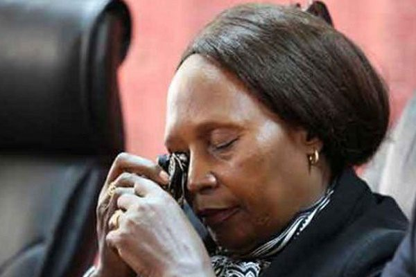 Sakaja's petition challenged the appoint of Hon. Mary Wambui
