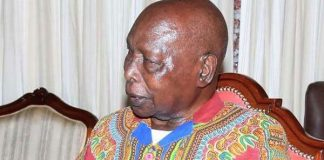 Former President Daniel Arap Moi admitted at Nairobi Hospital