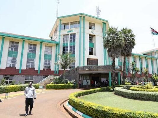 Moi university students demonstrate,school closed indefinitely