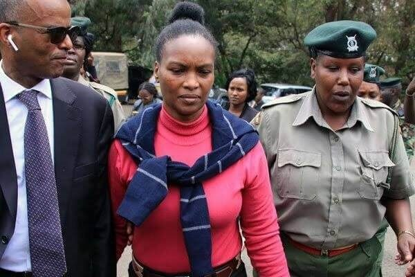 Sarah Wairimu released on cash bail