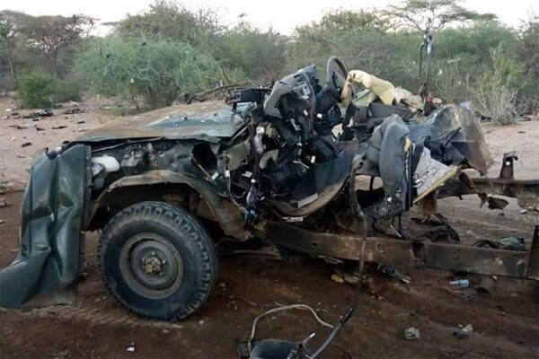 Ten GSU officers die along the Somalia-Kenya border