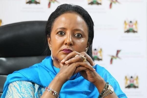Standard Group face legal action from CS Amina Mohamed
