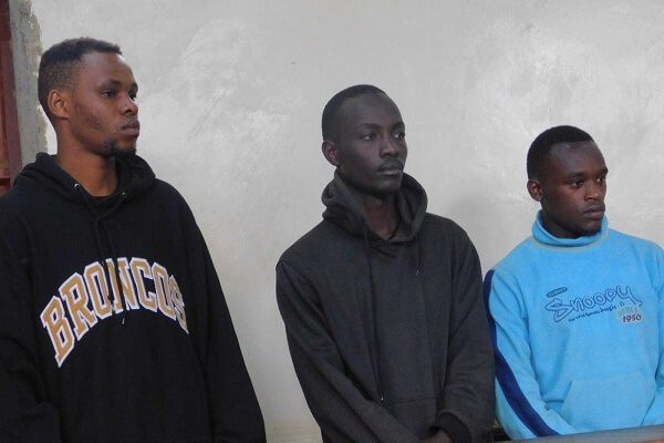Suspects in Equity bank Ksh 970k scam released on bail