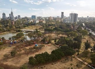 Government has hived off plans of road construction cutting through Uhuru Park