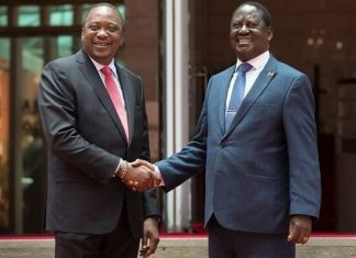 BBI task force to hand Uhuru and Raila final report on Tuesday