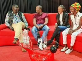 Churchill show comes to an end on NTV