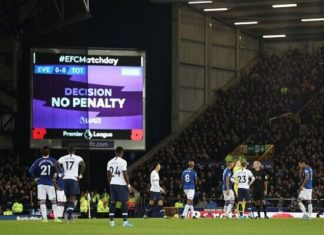 EPL clubs set to request appeal handed by referee and VAR