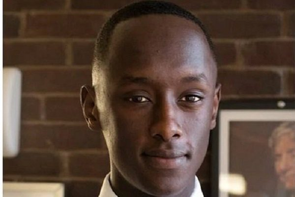 A Kenyan student Erick kang'ethe dies in the US