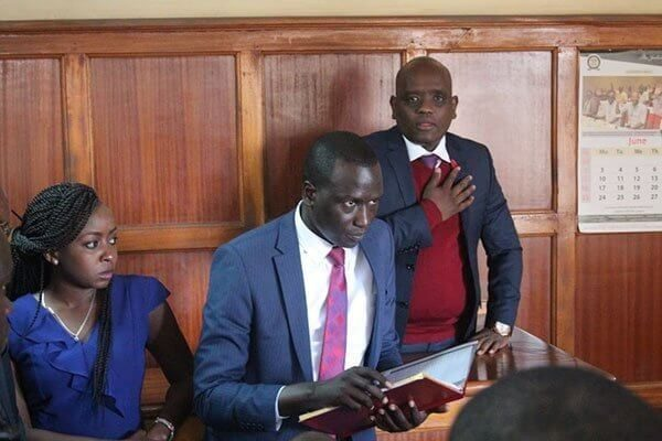 Court orders Itumbi to pay 20K monthly child upkeep