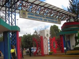 JKUAT closed indefinitely on Monday as students protest